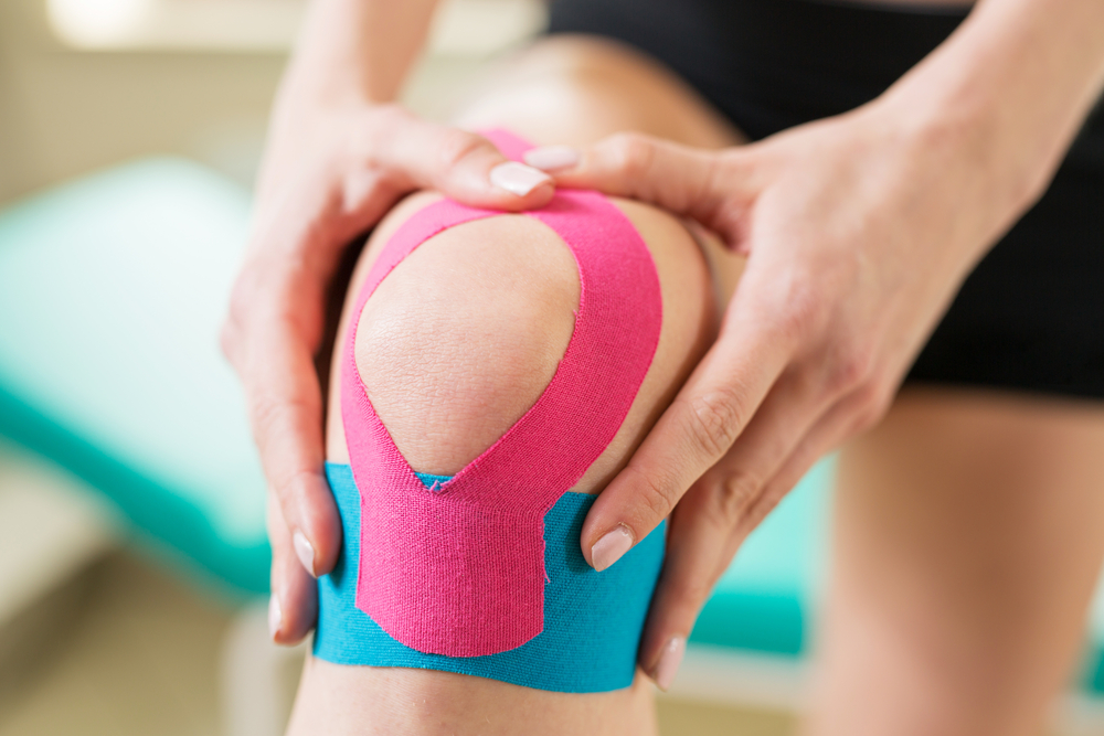 Kinesio Taping, Woolpit Complementary, Bury St Edmunds