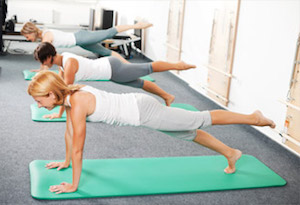 Pilates at Woolpit Osteopaths