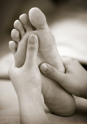Reflexology at Woolpit Complementary
