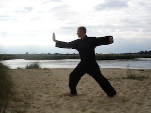 Tai Chi with Martin Fayers at Woolpit Complementary