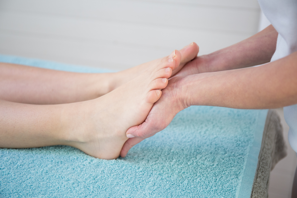 Reflexology lymphatic drainage - woolpit complementary