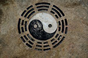 Ying Yang - Tai Chi - Balance