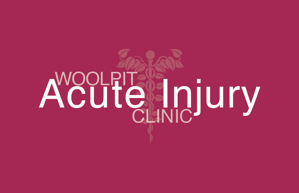Acute Injury Clinic - Woolpit Complementary