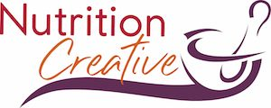 Nutrition Creative Logo