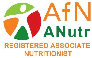 Registered Associate Nutritionist